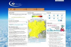 Air rhone alpes